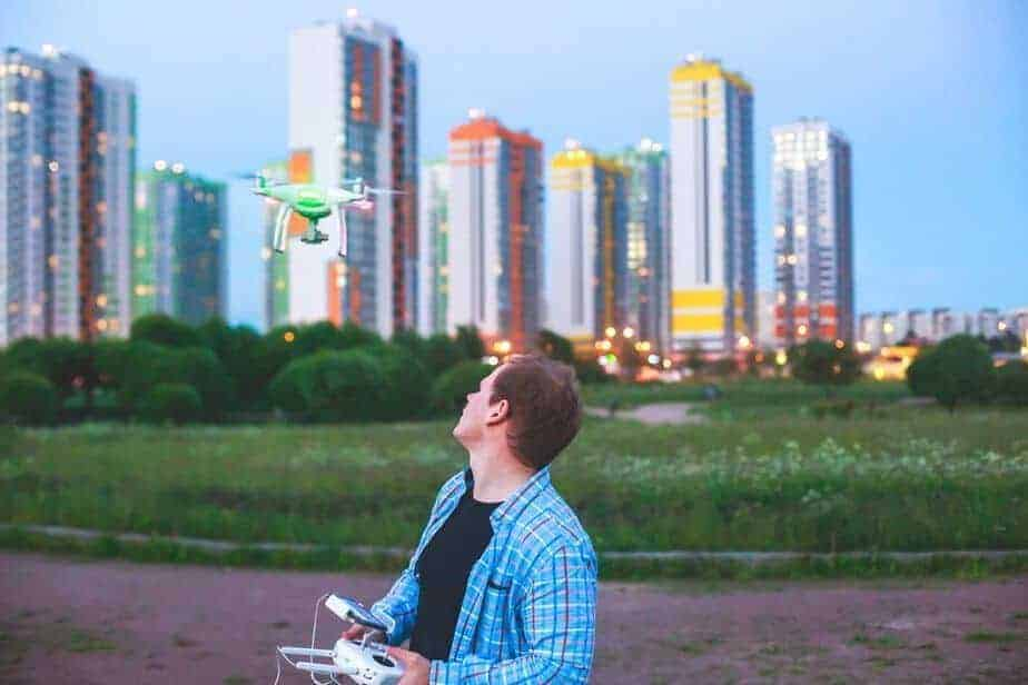 Fly Drones Indoors