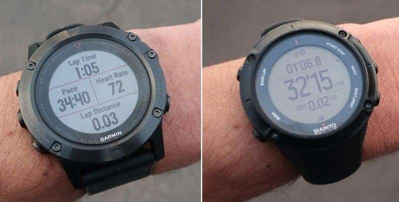 Garmin Fenix vs Suunto Ambit
