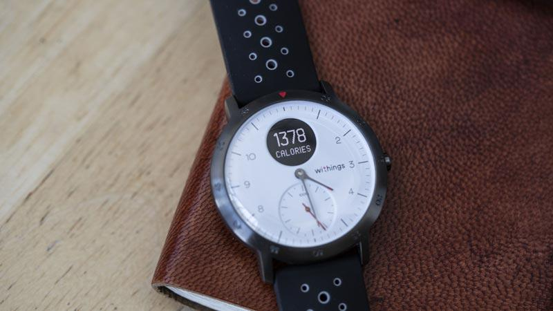 Hybrid - Withings Steel HR Sport