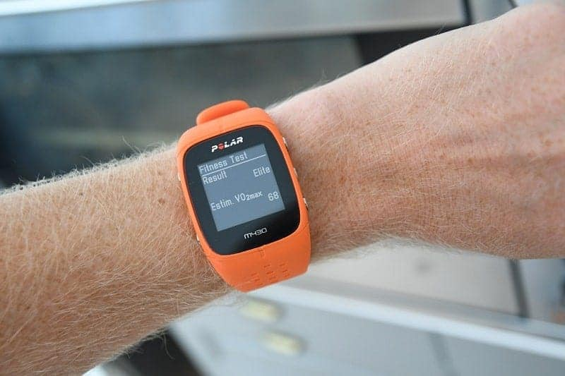 Review Polar M430 Watch
