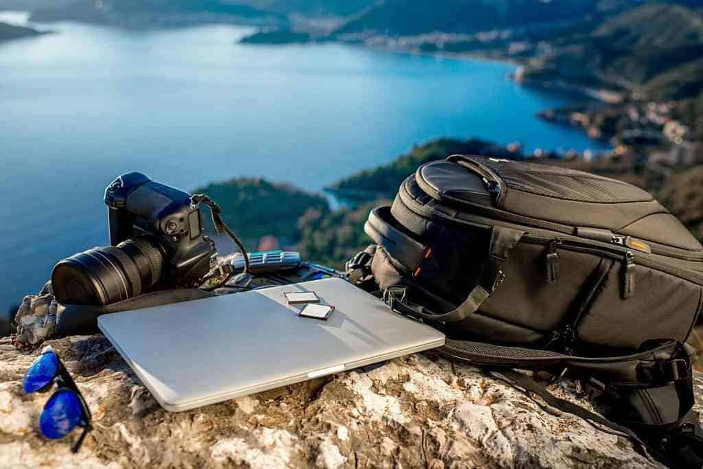 Shockproof Laptop Backpack